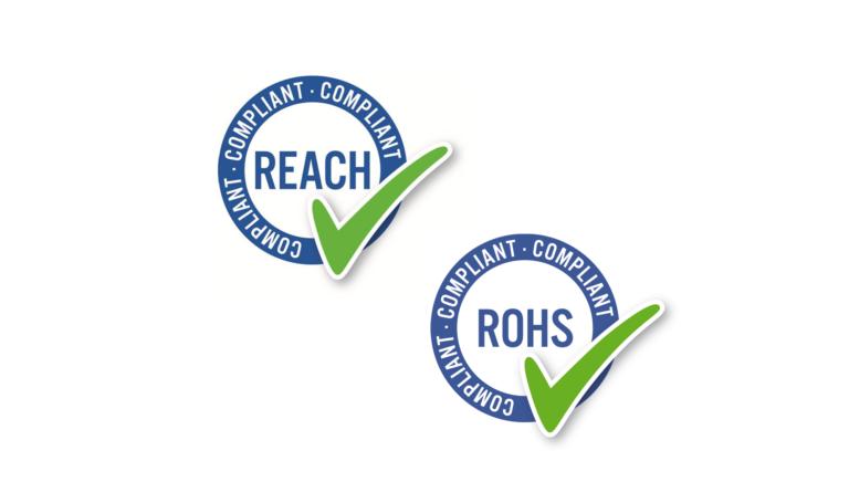 REACH & RoHS Compliant images